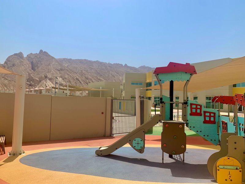 Pilot at Jabel Hafeet School in Al Ain-1622028116983