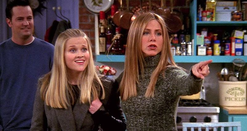 Reese Witherspoon in Friends