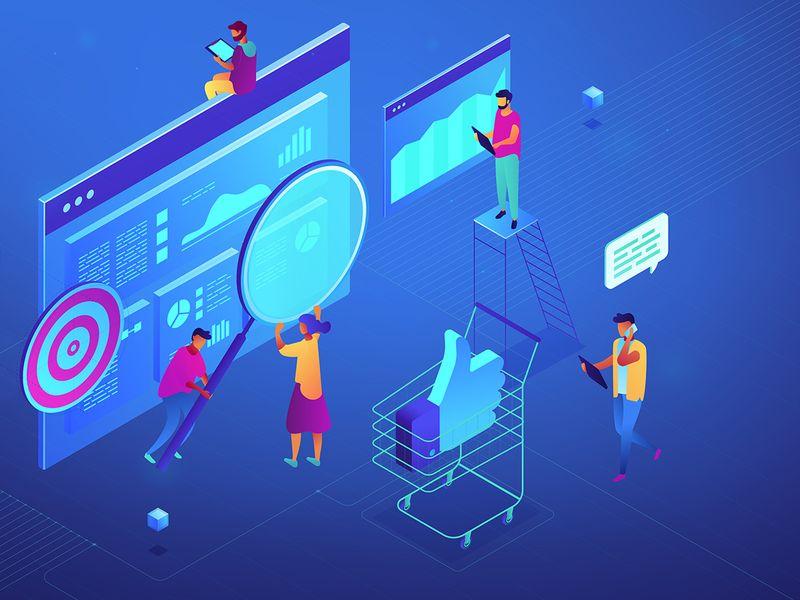 Stock Digital Marketing