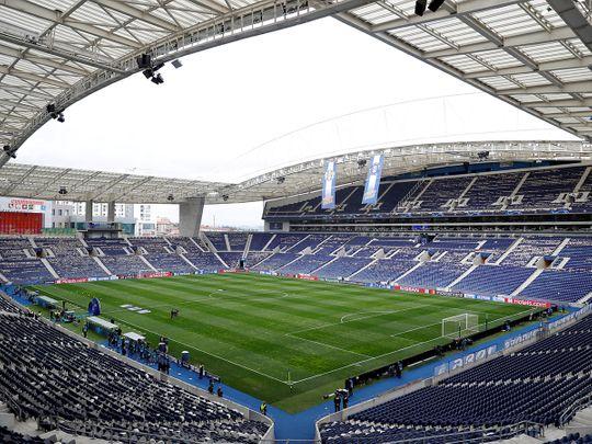 The Estadio do Dragao will host the Champions League final
