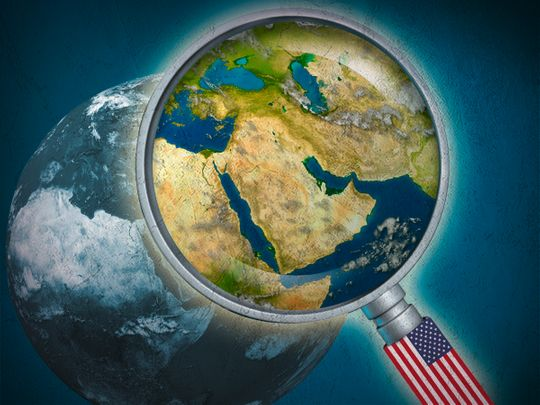 US Middle East