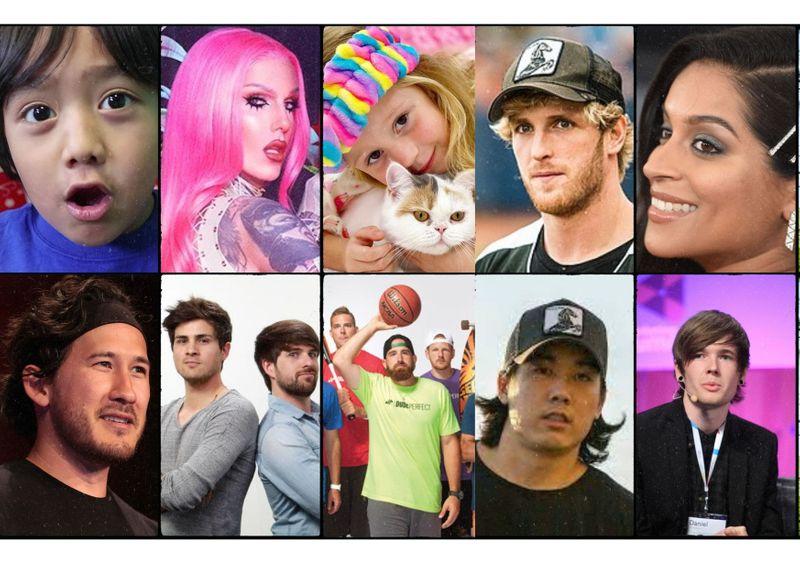Youtube stars 2021
