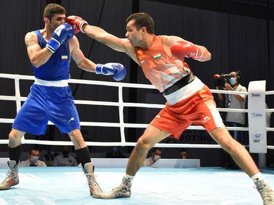 Boxing - Vikash Krishnan