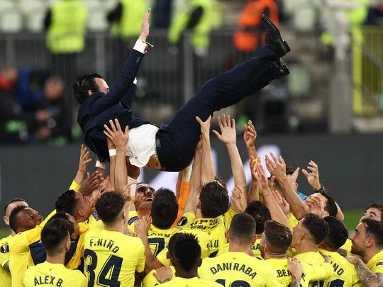 Football - Emery