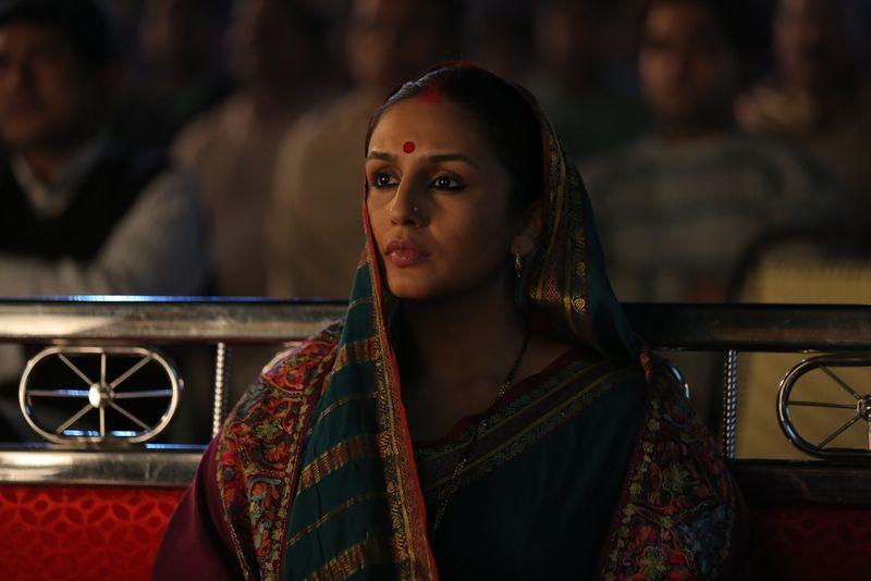 Huma Qureshi in 'Maharani'