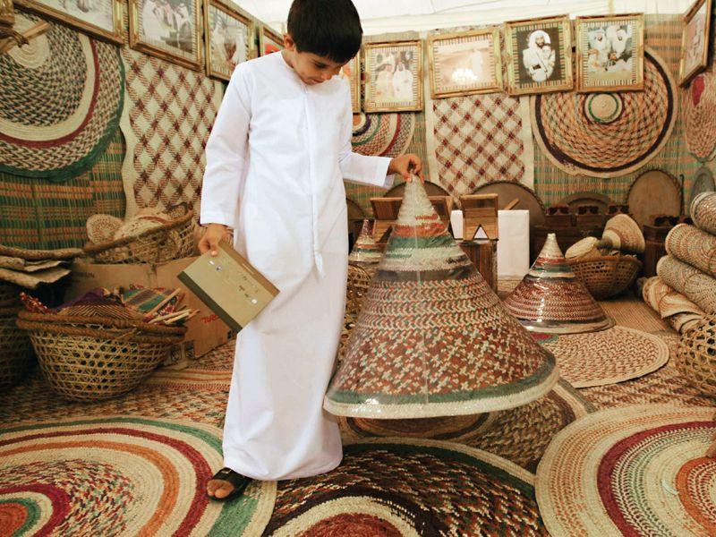 Liwa Date Festival in Abu Dhabi