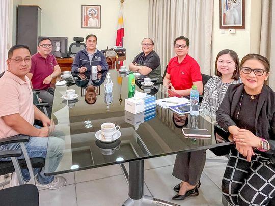 Meeting of the Steering committee of Dakilang Bayani Award-1622107438992