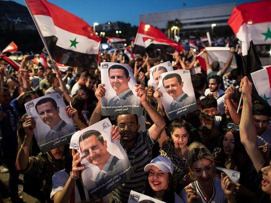 210528 Assad