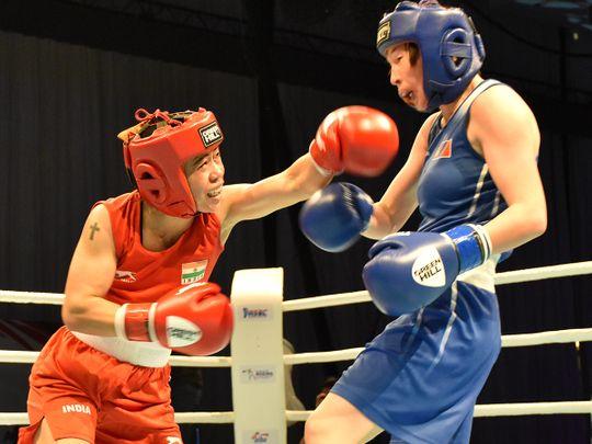 Boxing - Mary Kom