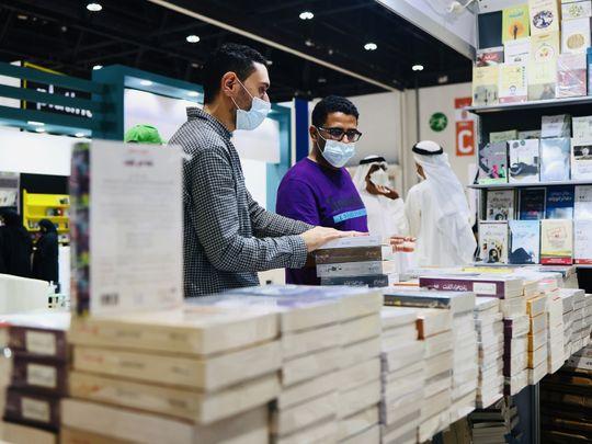 NAT 210523 Abu Dhabi Book Fair CE030-1622185827872