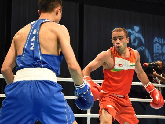 Boxing - Amit Panghal