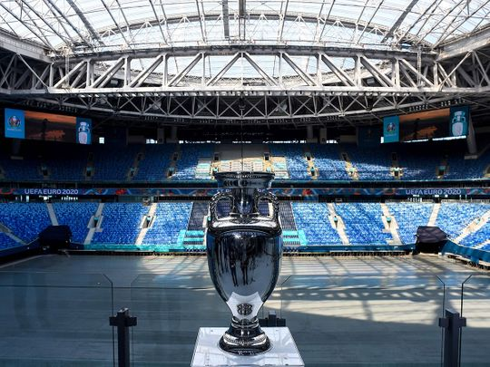 Euro 2020 will be played at 12 venues across Europe