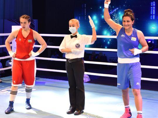 Boxing - Pooja Rani