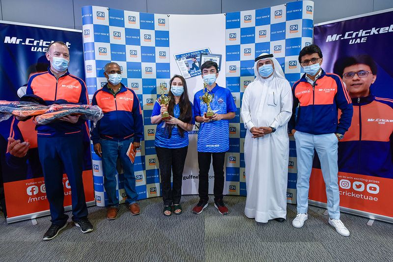 IPL with Gulf News