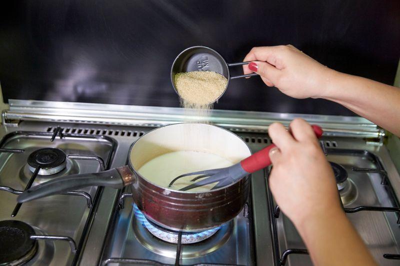 Kimchi - Add a cup brown sugar.