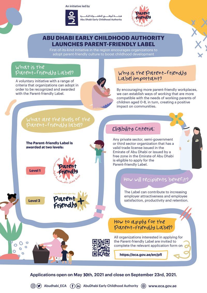 Parent-friendly workplaces label: how it will work
