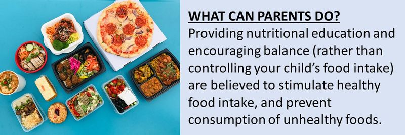 Source: Food Parenting Practices among Parents with Overweight and Obesity: A Systematic Review