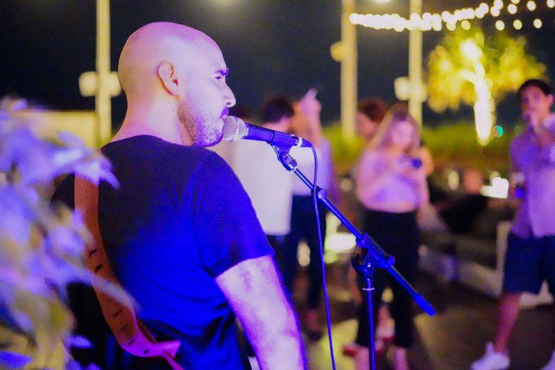 Unplugged, Cove Beach