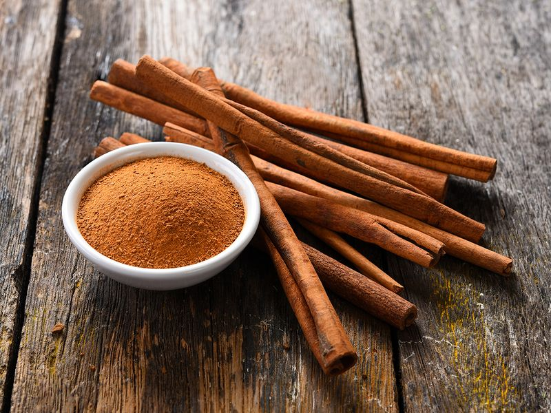 cinnamon-shutterstock