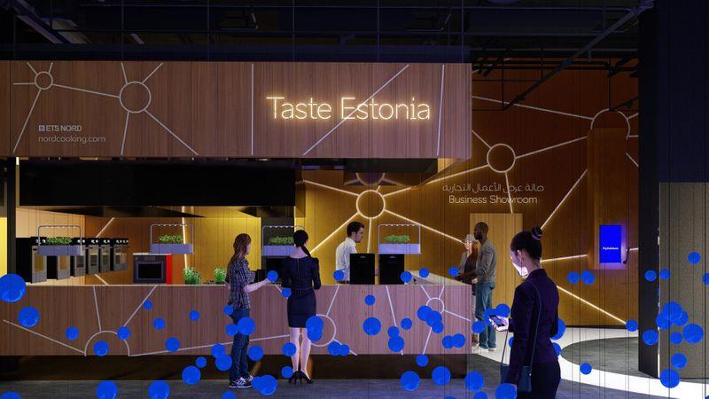 estonia pavilion