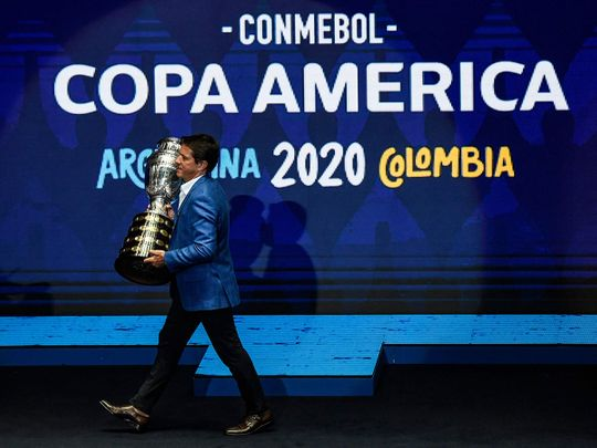 Both Argentina and Colombia have lost hosting rights for the Copa Americana
