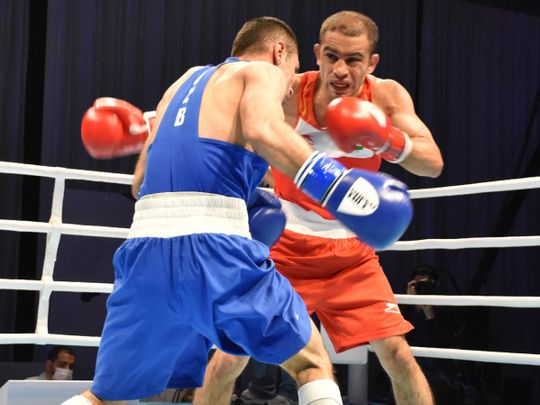 Boxing - Amit Panghal in final