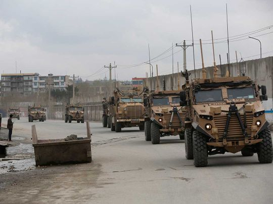 British troops Afghan