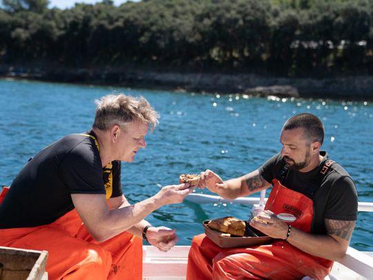 Croatia Gordon Ramsay Uncharted-1622459950651