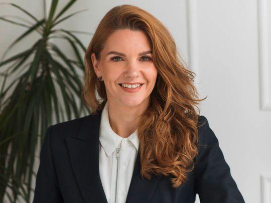 Laura Gerrits-Gedvile, CEO of The Holistic Enterprise