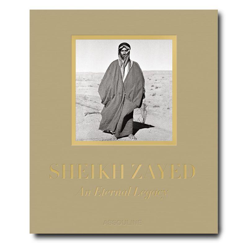'Sheikh Zayed: An Eternal Legacy' by Myrna Ayad