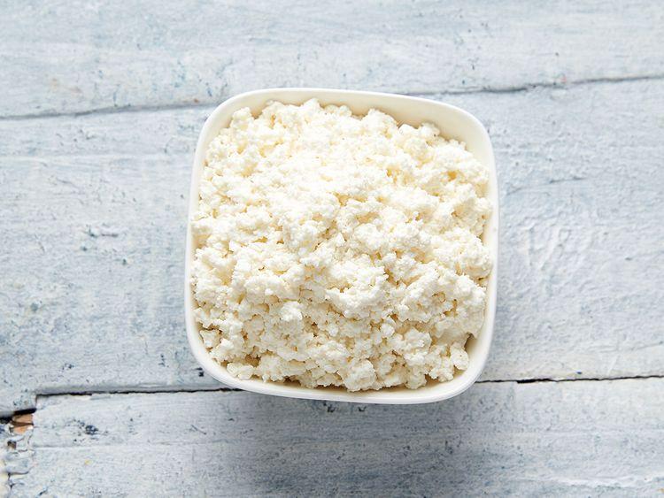Fresh Paneer or Indian cottage cheese