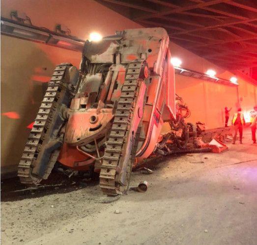 NAT Accident at Dubai Al Shindagha tunnel-1622542406538