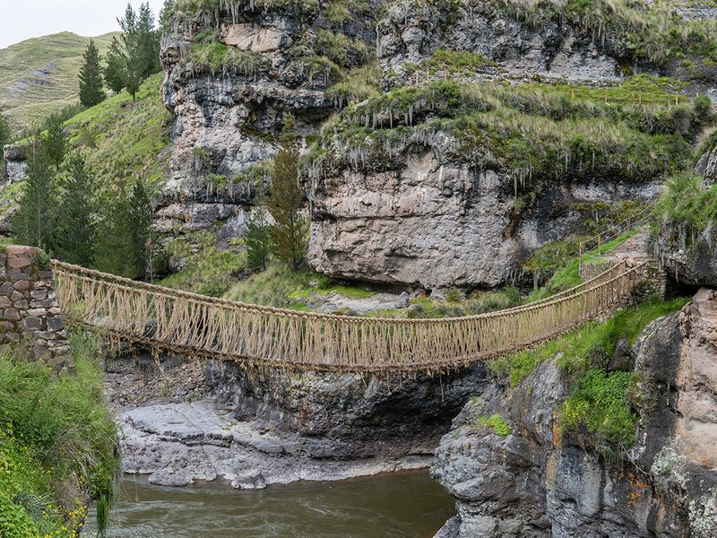 Q'eswachaka bridge_peru