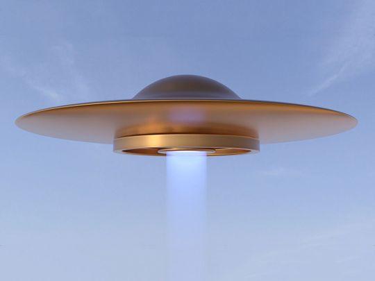 STOCK UFO