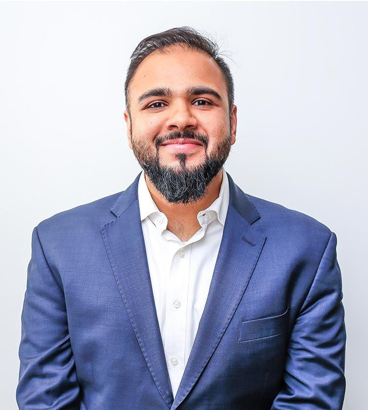 Siddiq Farid, CEO and Co-founder of SmartCrowd