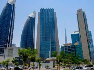 Stock Index Tower - Emirates REIT