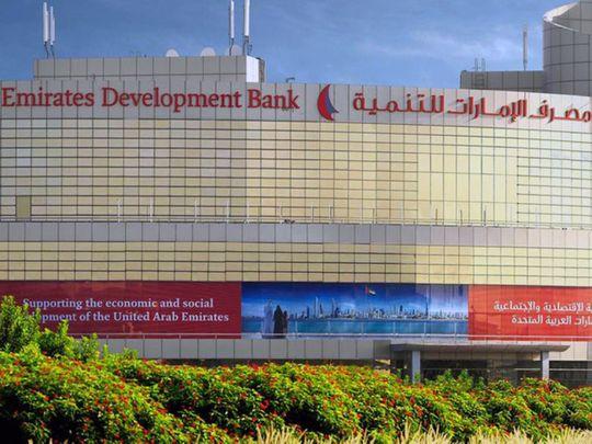 STOCK Emirates Development Bank