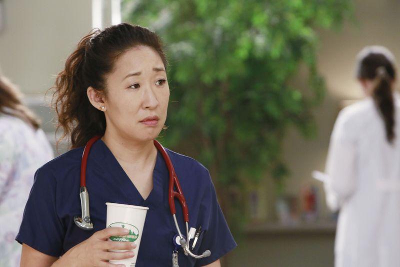 Sandra Oh in Grey's Anatomy-1622637353979