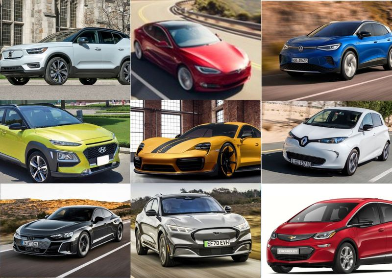 battery electric vehicles EVS in UAE