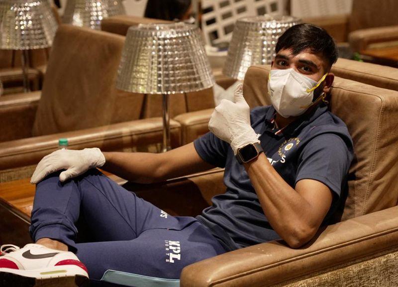 Cricket-Siraj