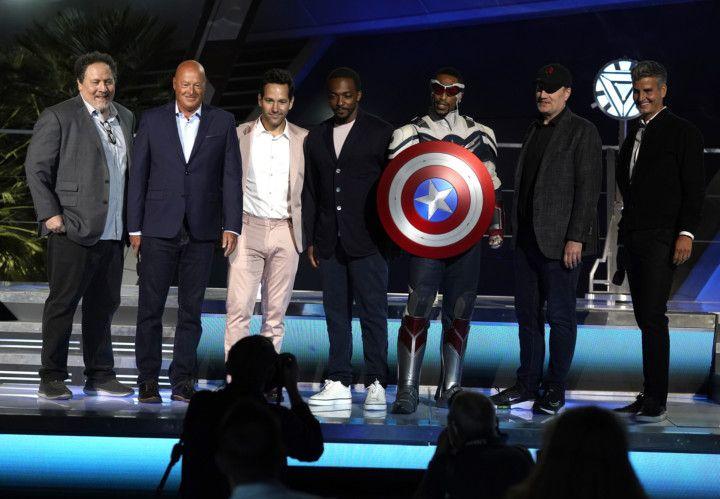 Disney Avengers Campus Dedication Ceremony 63778-1622698857943