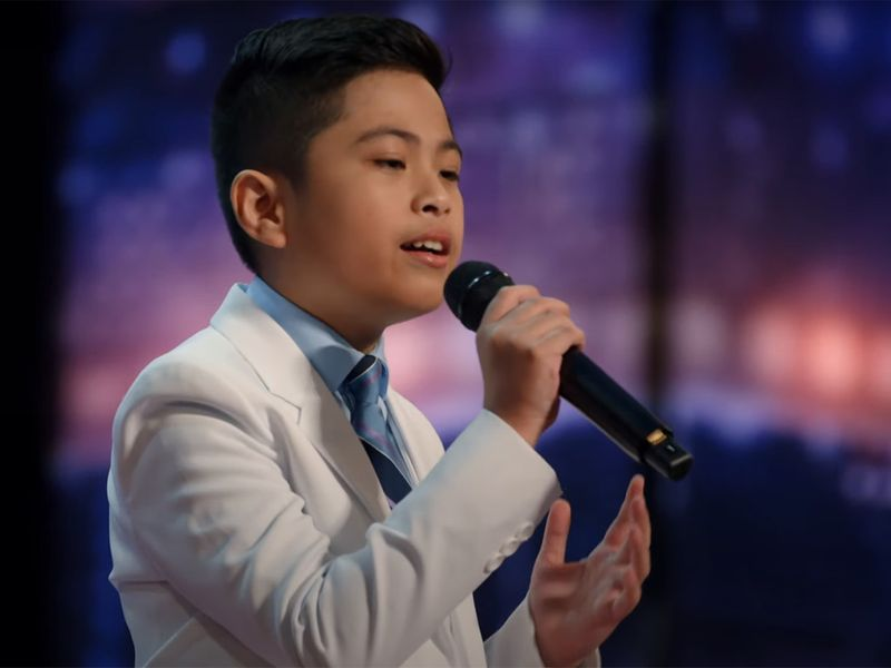 Peter Rosalita on 'America's Got Talent'