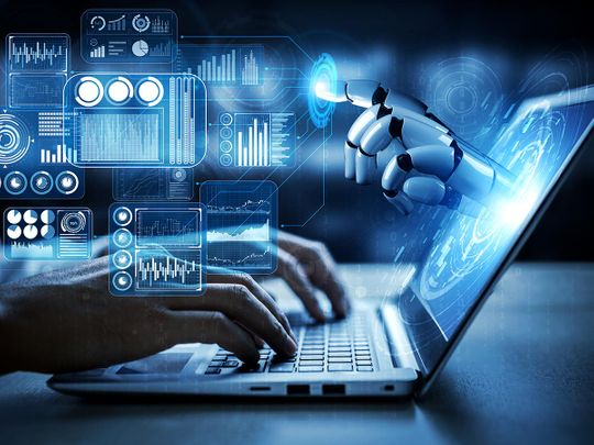 Stock smart marketing AI