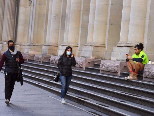 Australia Melbourne lockdown covid