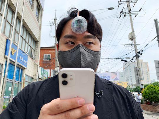 Designer Paeng Min-wook