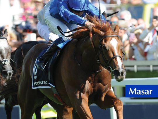 Horseracing - Masar