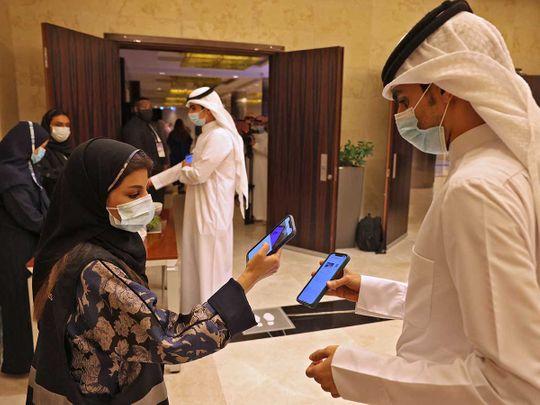 Saudi Arabia vaccine covid