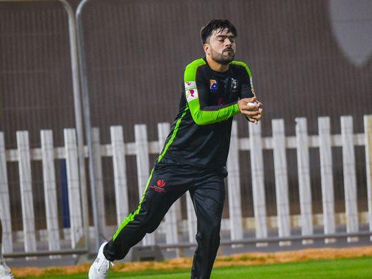 PSL - Rashid Khan