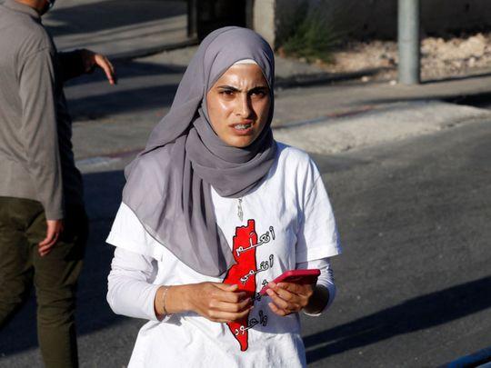 palestinian activist-1622990944863