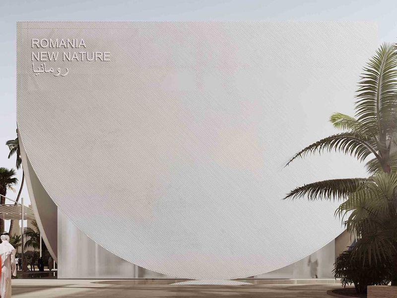 romania pavilion expo 2020